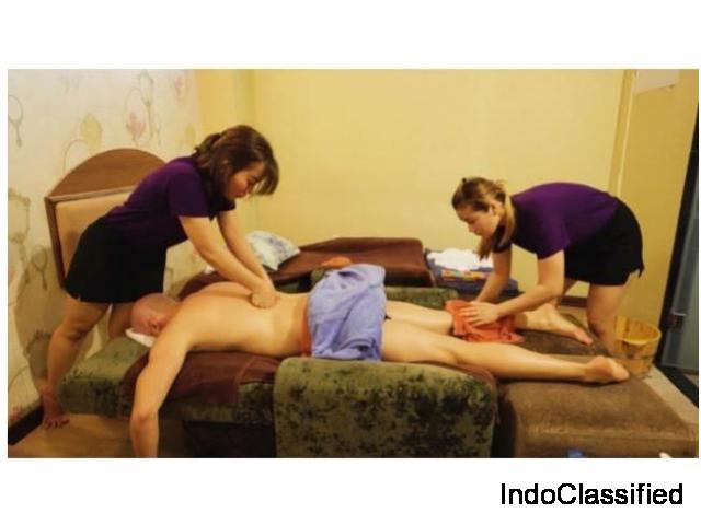 Best body massage service in Powai