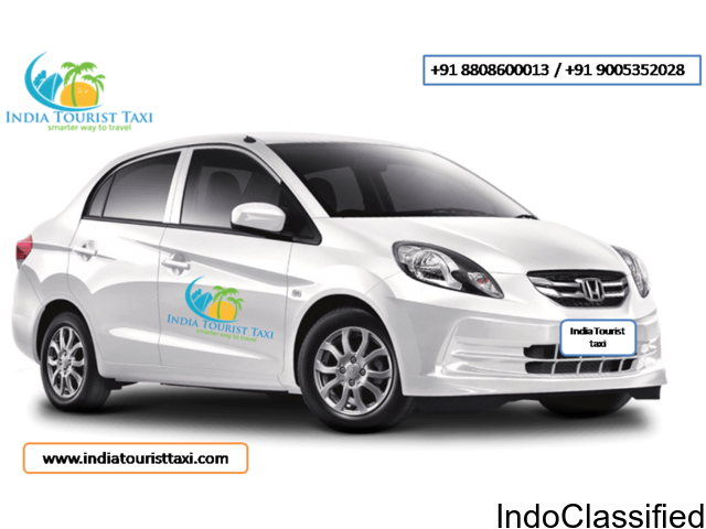 Gorakhpur to Lucknow One Way Taxi, India Tourist Taxi