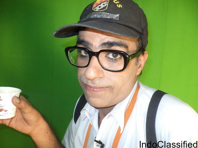 Sushil Kharbanda Character Artist | Comedian | Anchor | Standup Comedy