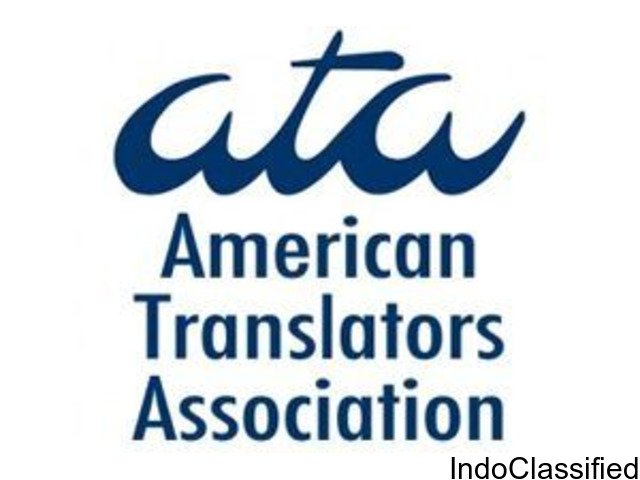 American Translators Association Hindi