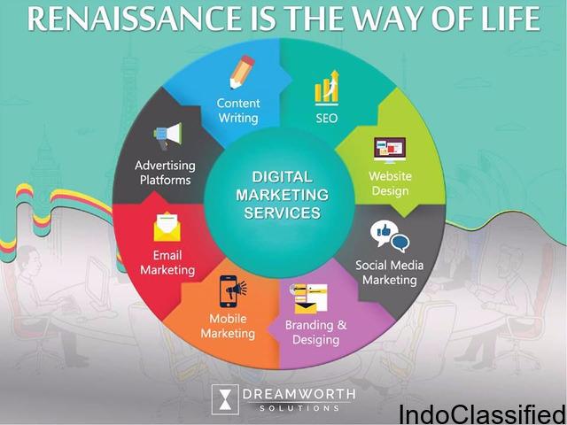 Digital Marketing Company in Pune | Dreamworth Solutions
