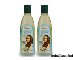 KAZIMA Pure jasmine Herbal Hair Oil