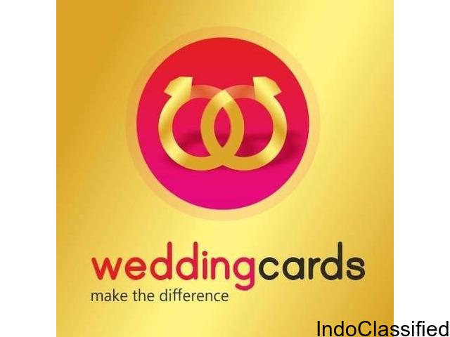 Unique Wedding Cards Designing & Printing