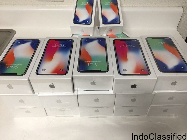 Brand New Apple iPhone X 64GB 256GB -  500€ /800€ Apple Guarantee