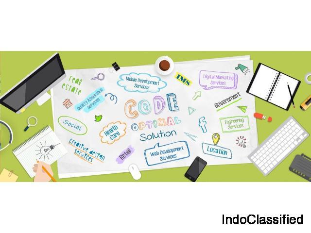 Website design Queen Anne - Code Optimal Solutions