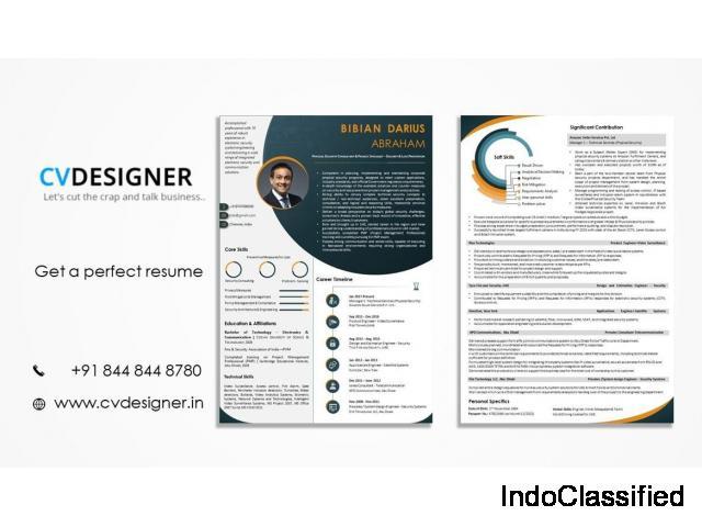 Professional Resume Writing Service - CV Designer
