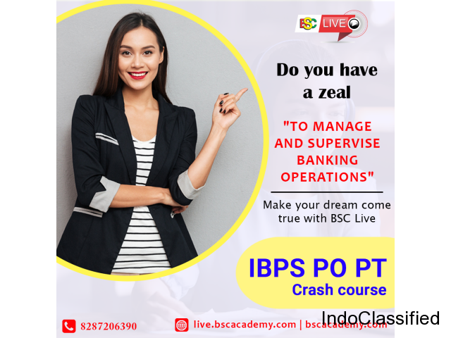 Online Mock Test for Bank Clerk |   IBPS Online Mock Test
