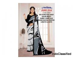 DS New designer pure silk Saree