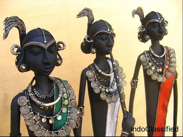 Dokra Handicraft Art in India