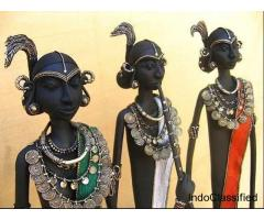 Dokra Handicraft Art in India