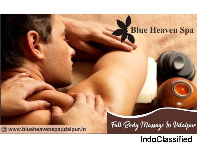 Full Body Massage in Udaipur Blue Heaven Spa