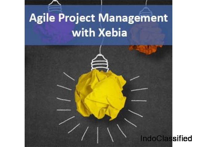 Agile Project Management with Xebia from UPES Dehradun