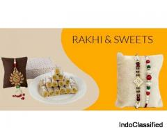 Send Rakhi for Your Brother on Raksha Bandhan
