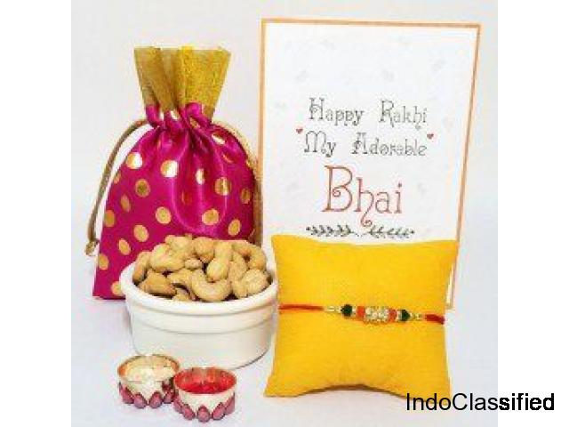 Send Rakhi for Your Brother on Raksha Bandhan