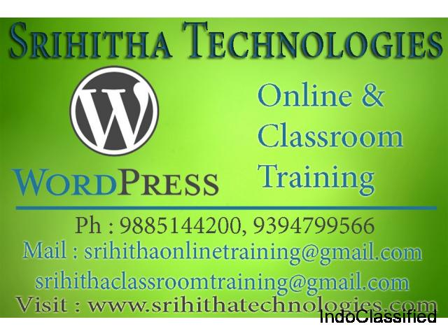 WordPress Online And Classroom Training