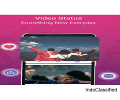 Best latest video status app: songs and dps