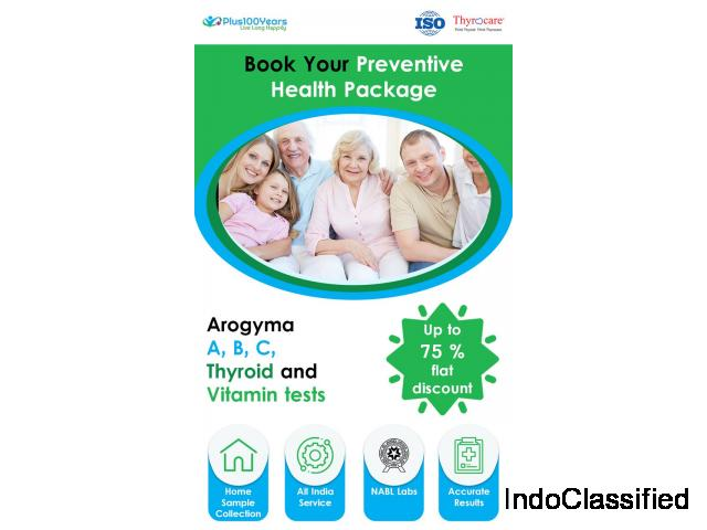 Best Health Checkup Packages in Hyderabad. All Diagnosis services now at affordable prices.