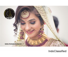 Best Bridal Makeup in Udaipur Champion