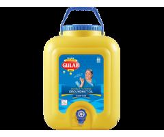Groundnut Oil - Buy Best Organic Mungfali Oil Online - Gulaboils