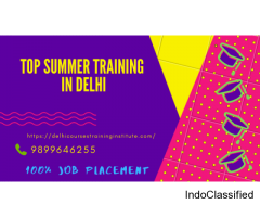 Top Summer Training in Delhi