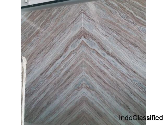 Torronto Brown Marble Slab in India Anil Export
