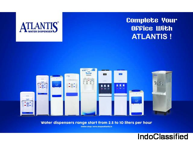 Atlantis hot and cold water dispensers,water dispensers,best water dispensers in india