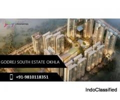 Godrej South Estate Okhla - Upcoming Project in Okhla, South Delhi