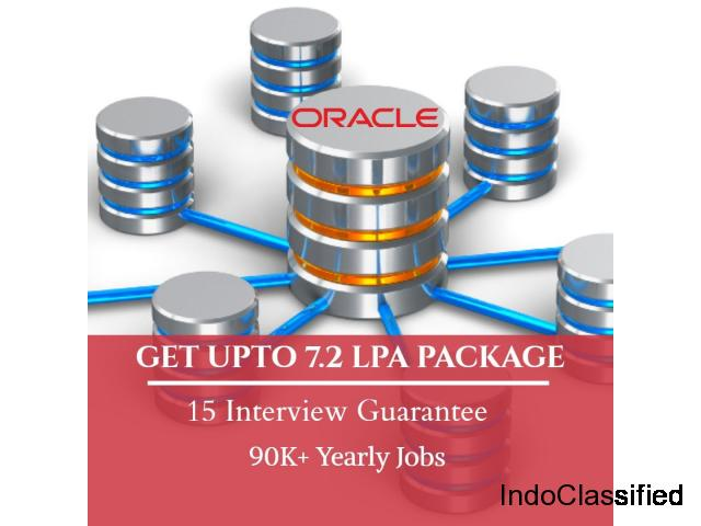 Join Best Oracle Training Institute in Noida, Oracle DBA training in Noida