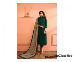 Elegant Plain Kurti Designs Online - YOYO Fashion