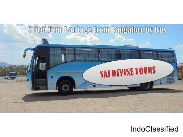 Shirdi Package from Bangalore by Bus with Accommodation