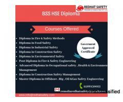 Fire and Industrial safety course in Tamilnadu | BSS Diploma course chennai