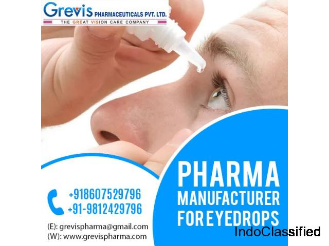 Eye Drops Franchise Company - Grevis Pharmaceutical