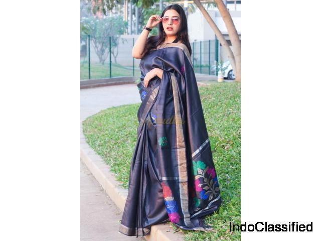 Best Silk Saree at Aprudha Store