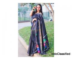 Best Silk Saree at Aprudha Store
