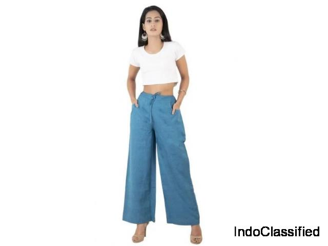 Women Pants and Palazzo - Tribes India