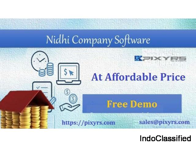 Nidhi Software Solution Provider India