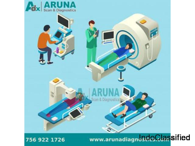 Examine your Lung Disorders Using CT Scanning Services