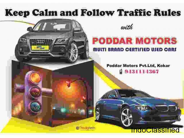 Poddar Motors kokar ranchi Best price Guarantee