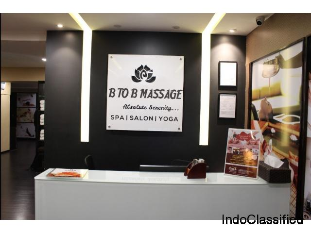 Spa offers Full Body Massage in Udaipur