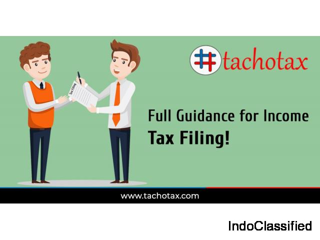 Tachotax ITR Filing online