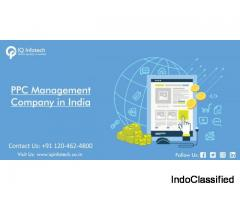 PPC management services provider company