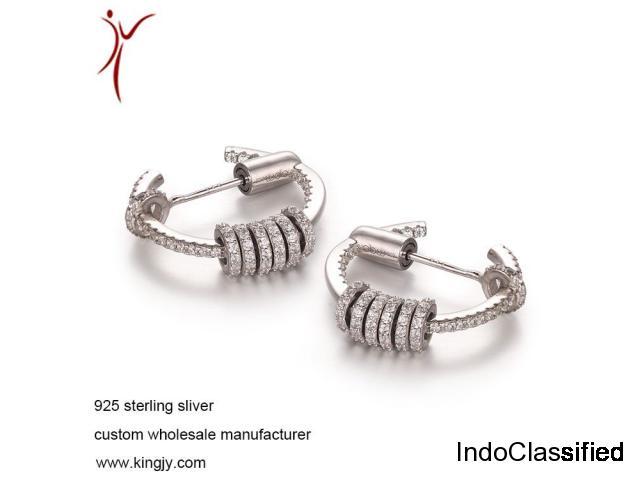 Custom earrings wholesale fashion jewelry for Amazon shop