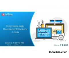 Ecommerce web development service provider