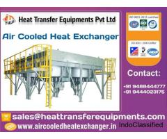 Aircooled Heat Exchanger