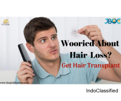 Restore Thinning, Balding Hairline | Hair Transplant Clinic in Chandigarh