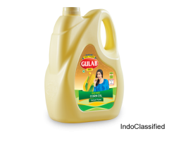 Corn Oil - Get Best Refined Organic Corn Oil in India - Gulaboils