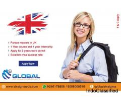 Top UK education consultants in Hyderabad | Global Six Sigma