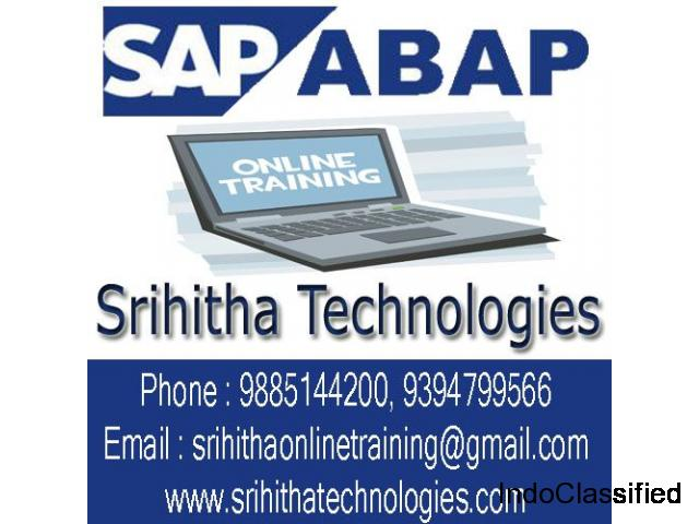 SAP ABAP Online Training