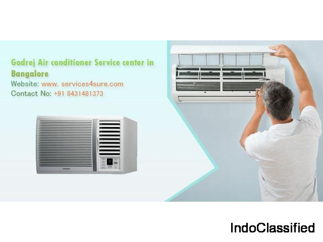 Godrej Air conditioner Service center in Bangalore