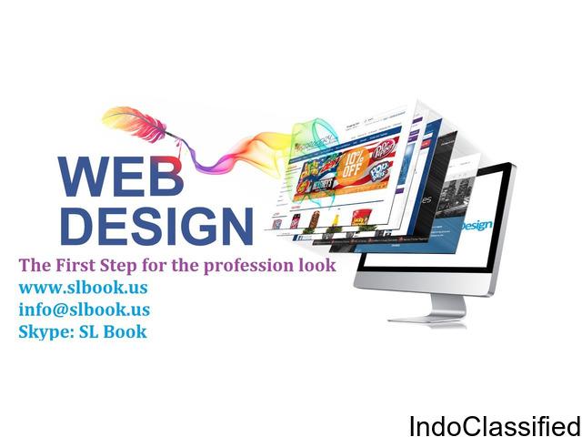 Website Designing and Development  | SL Book